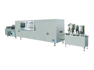 Oral Liquid Production Line